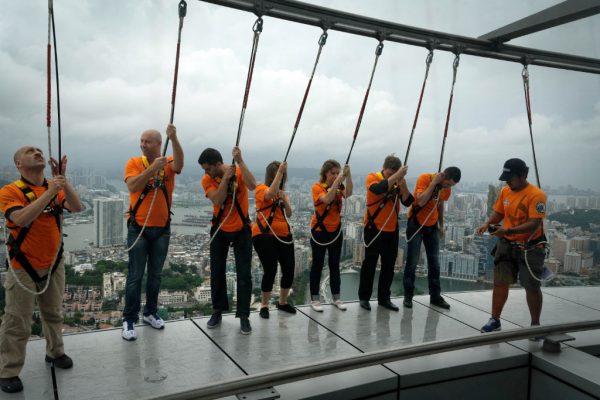 TOP CLUBHong-Kong70 participants