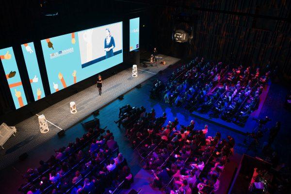 Convention Nationale104, Paris320 participants