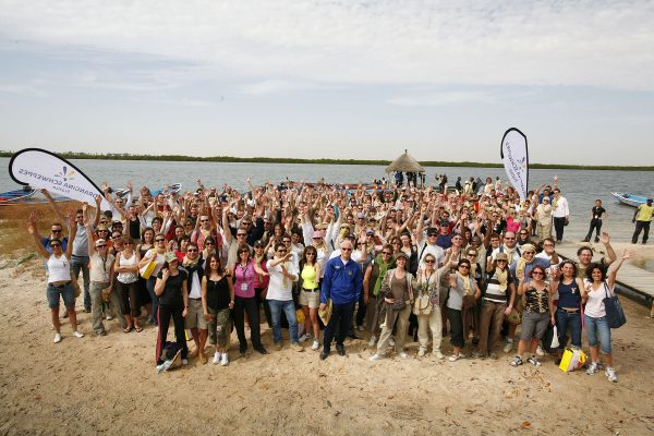 Convention NationaleSénégal350 participants