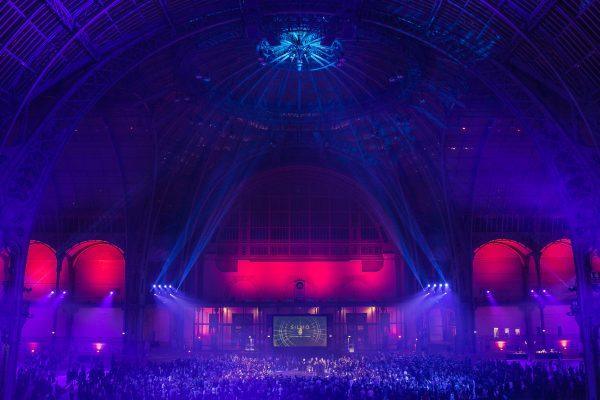Soirée anniversaire des 50 ans du Silmo au Grand Palais, Paris