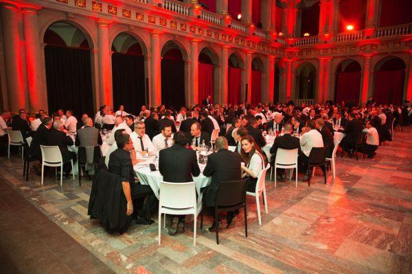 Soirée de galaStrasbourg280 participants