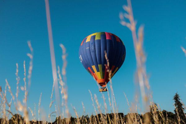 40 ans - Dîner en montgolfièreVallée de Chevreuse